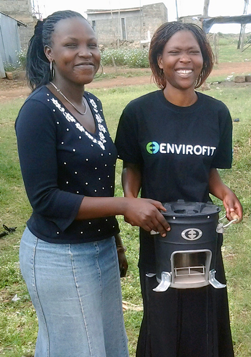 Envirofit Awarded Grant to Expand Women's Empowerment Program