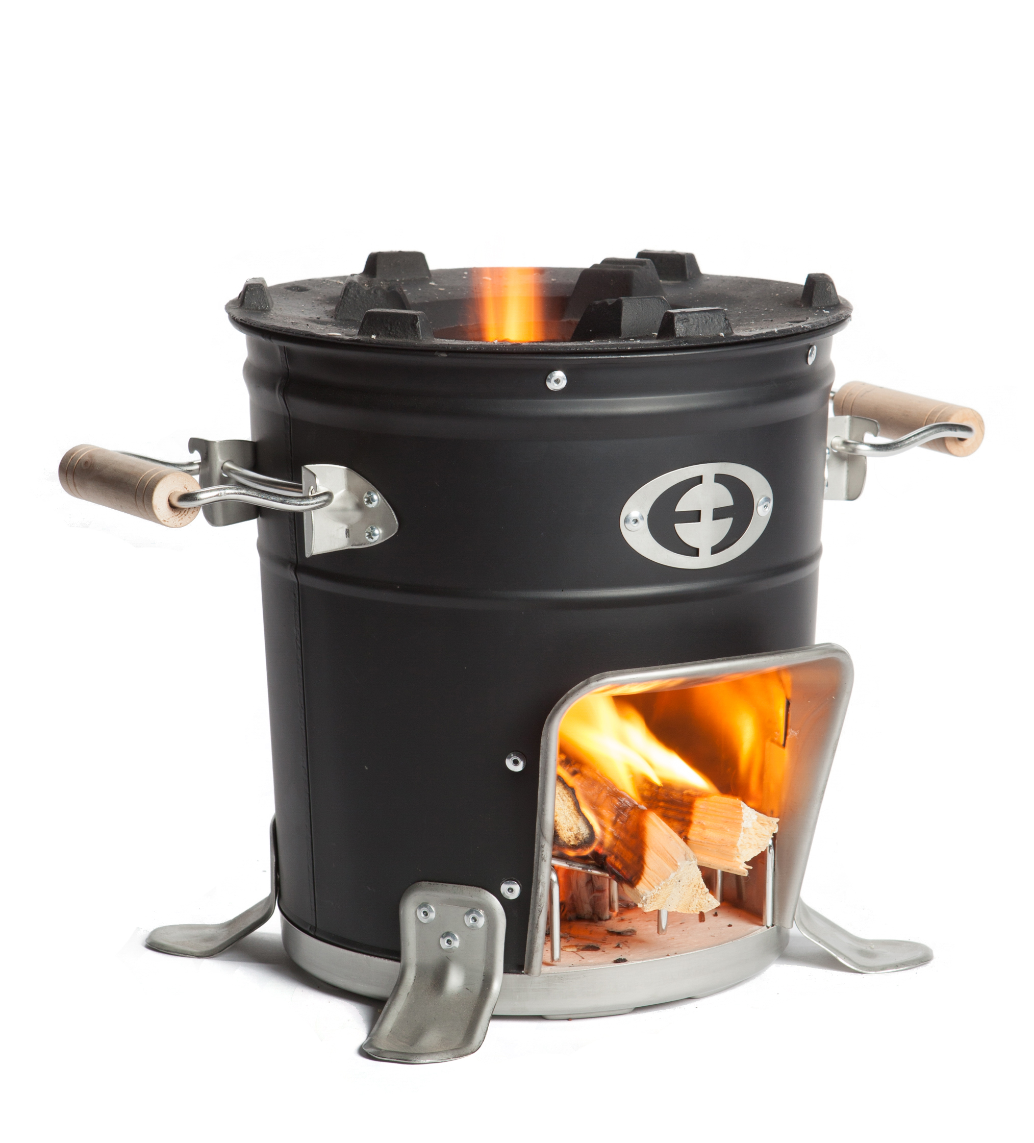 SuperSaver GL Wood Cookstove