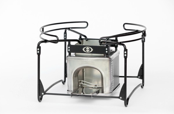 SmartSaver Wood Stove (Front)