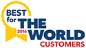 Envirofit Best in the World For Customers 2016 logo
