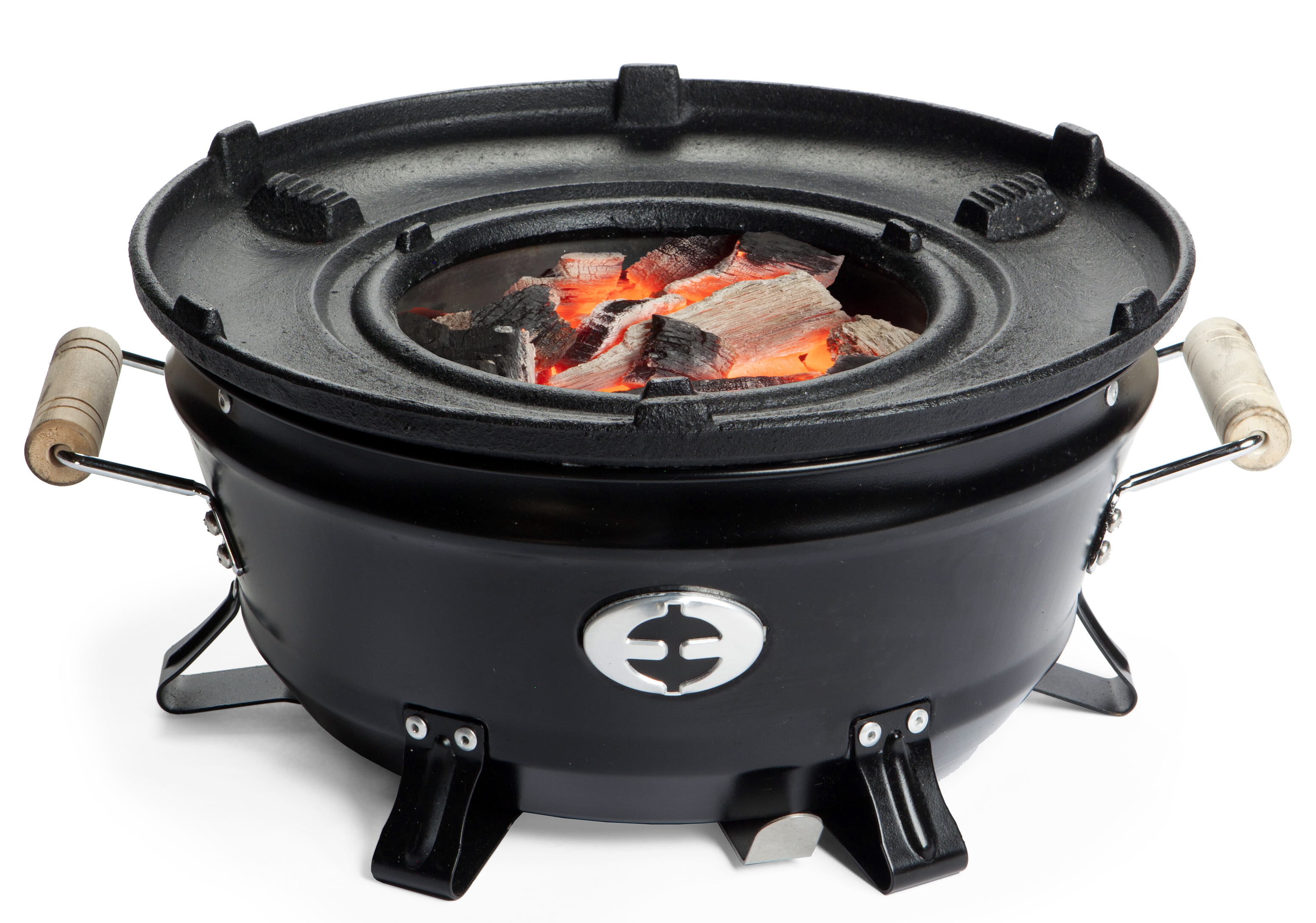 GoGrill Saver Charcoal Cookstove