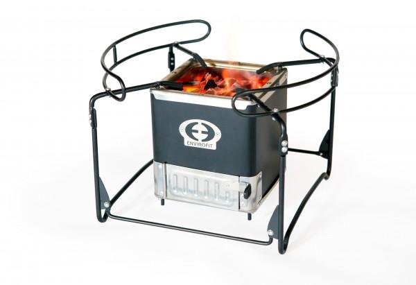 SmartSaver Charcoal Cookstove