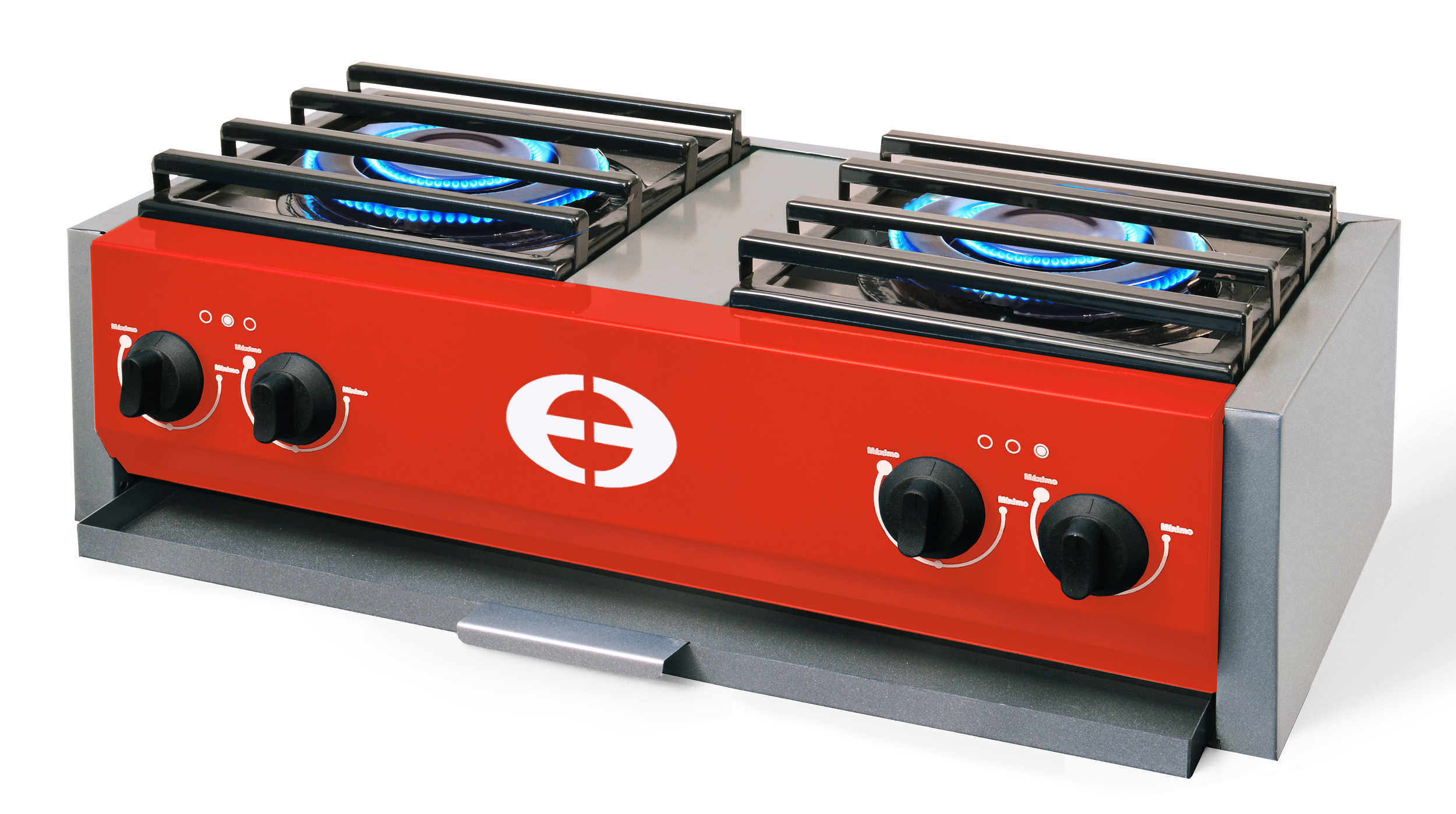 PureFlame Liquid Propane Cookstove (Orange)