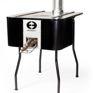SuperSaver Griddle Wood Cookstove