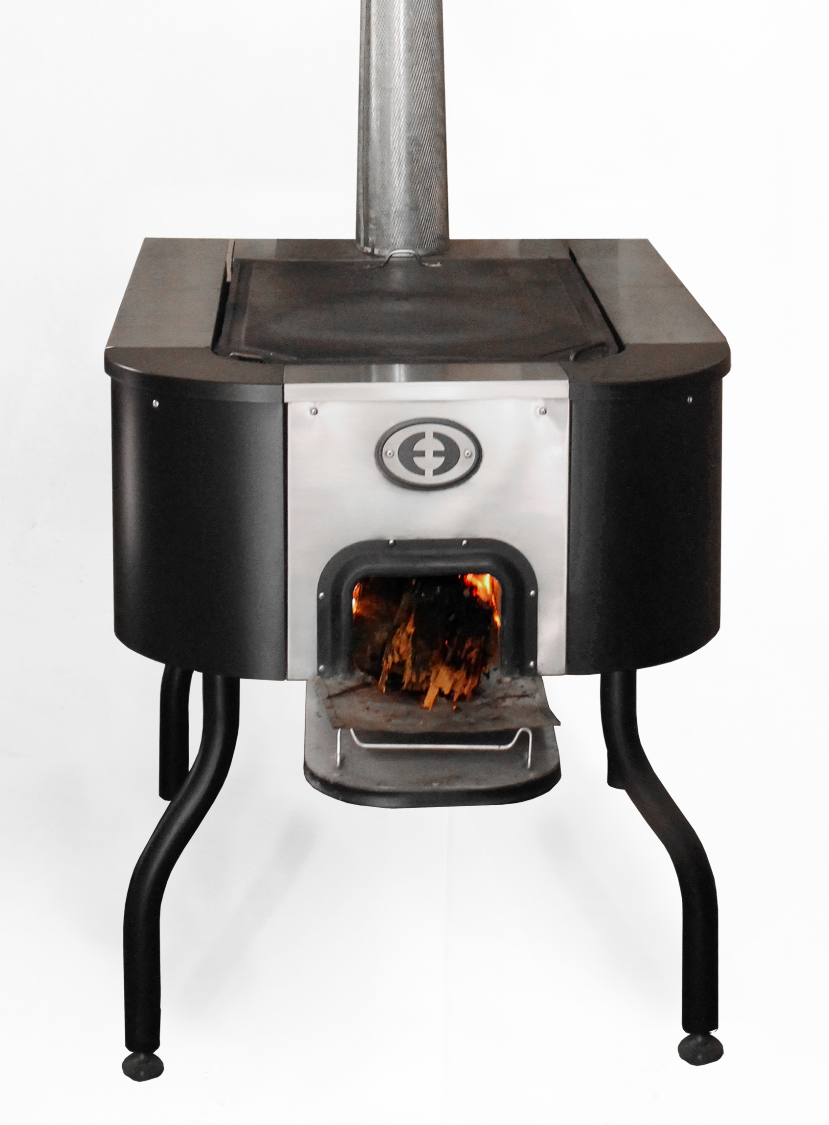 Cooking Griddle | Wood Camp Stoves | Sustainable Stoves ...