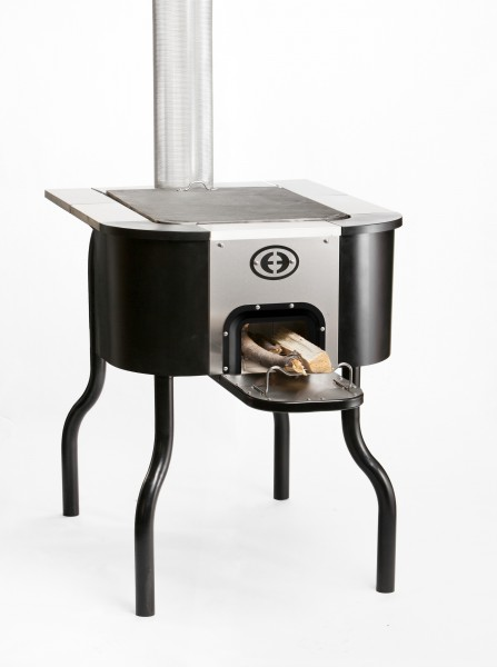 SuperSaver Griddle Cookstove