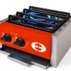 PureFlame Single Burner LPG Stove (Orange)
