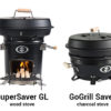 SuperGrill Compatible Clean Cookstoves