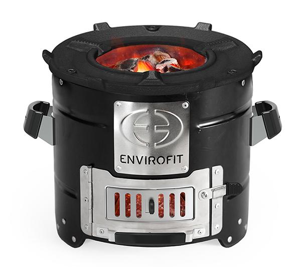 modern charcoal stove