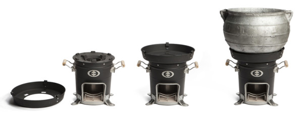 Pot Skirts for Wood Cookstoves