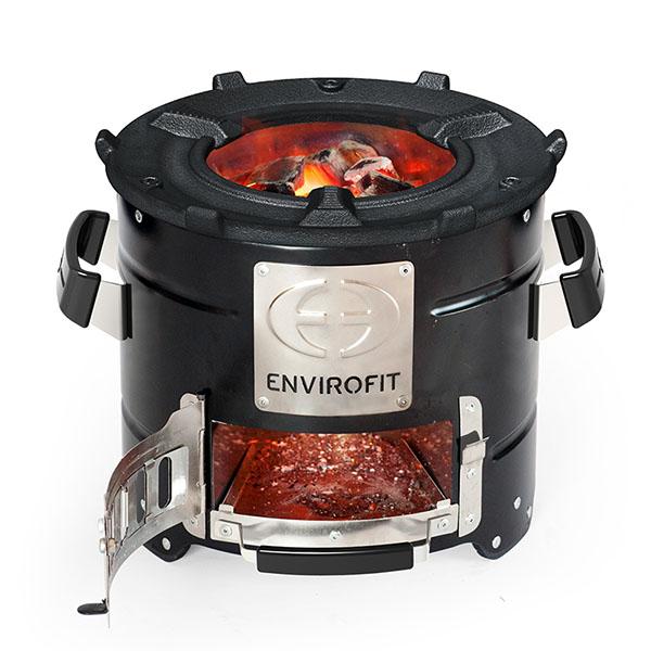 Envirofit SuperSaver Charcoal Premium Stove