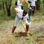 Envirofit Mexico plants trees