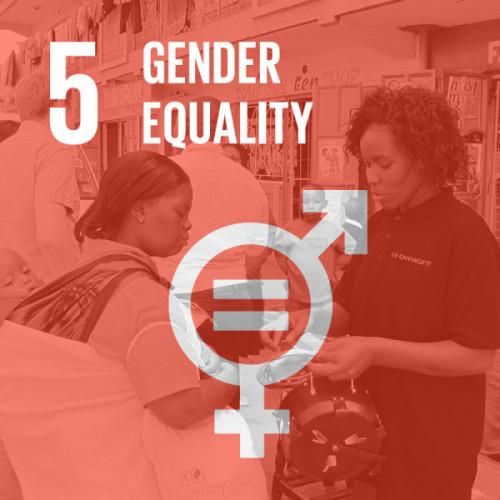 SDG #5 Gender Equality