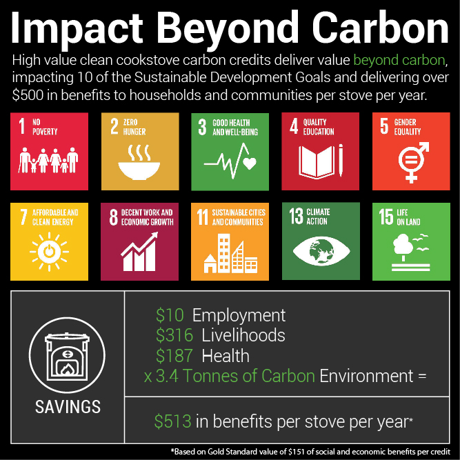 SMAAART Carbon from Envirofit delivers impact beyond carbon