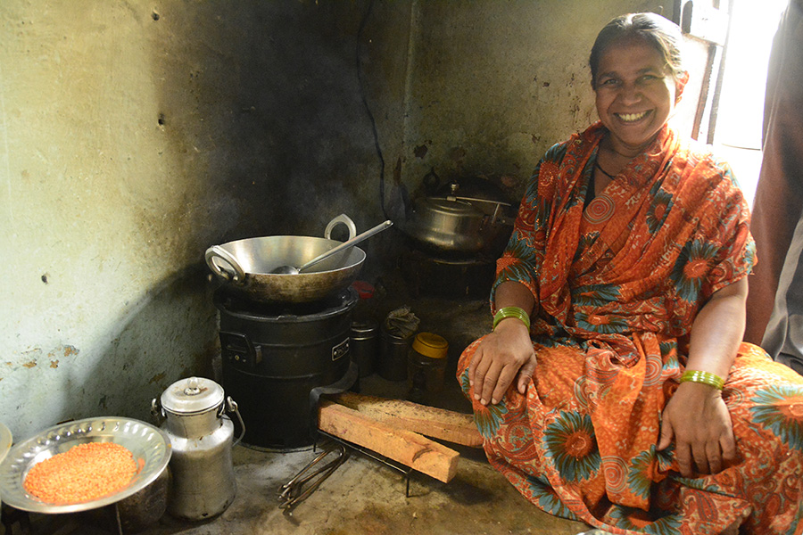 Envirofit has sold over 500,000 stoves across India