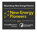 New Energy Pioneer 2017 logo