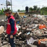 Envirofit Mexico Employee Observes Earthquake Damage