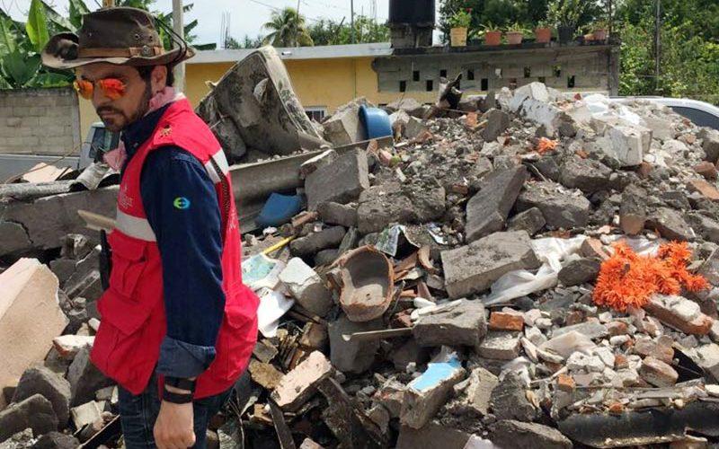 Envirofit Mexico Employee Observes Earthquake Damage