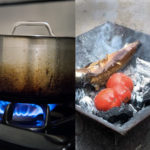 Stove stacking by biomass fuel users is a common occurence