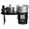 Envirofit SuperSaver Wood GL with G-33555 double pot attachment