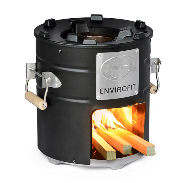 Envirofit SuperSaver Wood GL clean cookstove