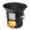 Envirofit SuperSaver Wood GL with SuperGrill